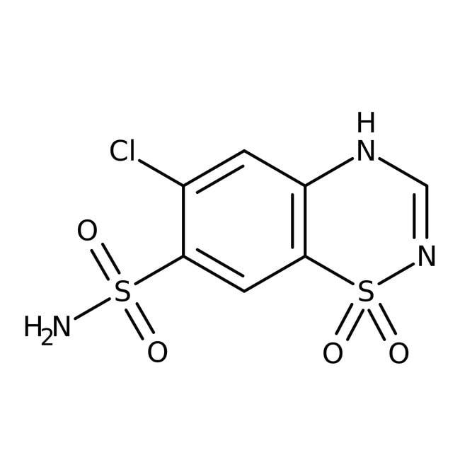 Chlorothiazide, 98 , Acros Organics