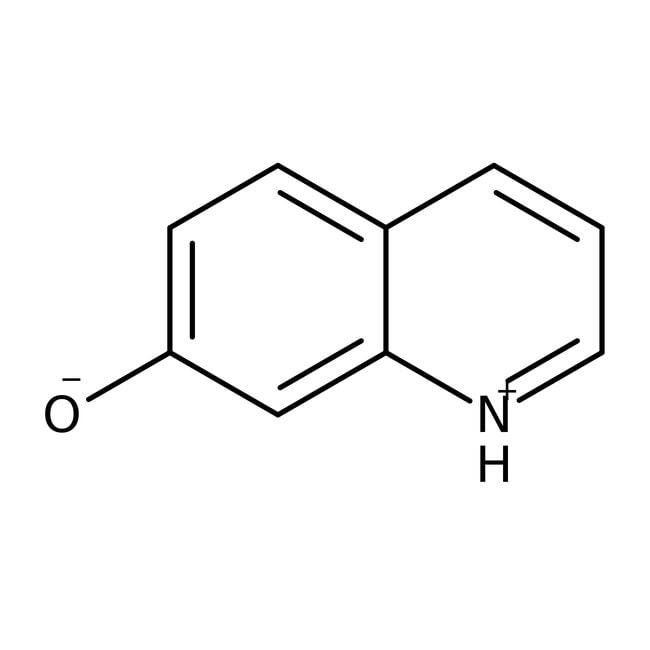 7-Hydroxyquinoline, 99%, ACROS Organics™ 5g; Glass bottle 7-Hydroxyquinoline, 99%, ACROS Organics™