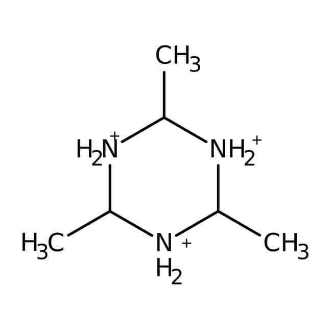 Acetaldehyde ammonia trimer, 98%, ACROS Organics