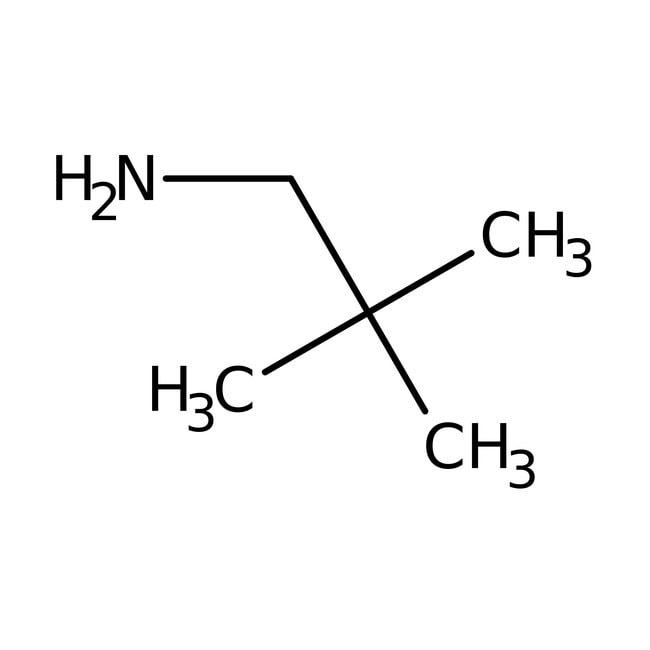 Neopentylamine, 97%, Acros Organics™ 25ml Neopentylamine, 97%, Acros Organics™
