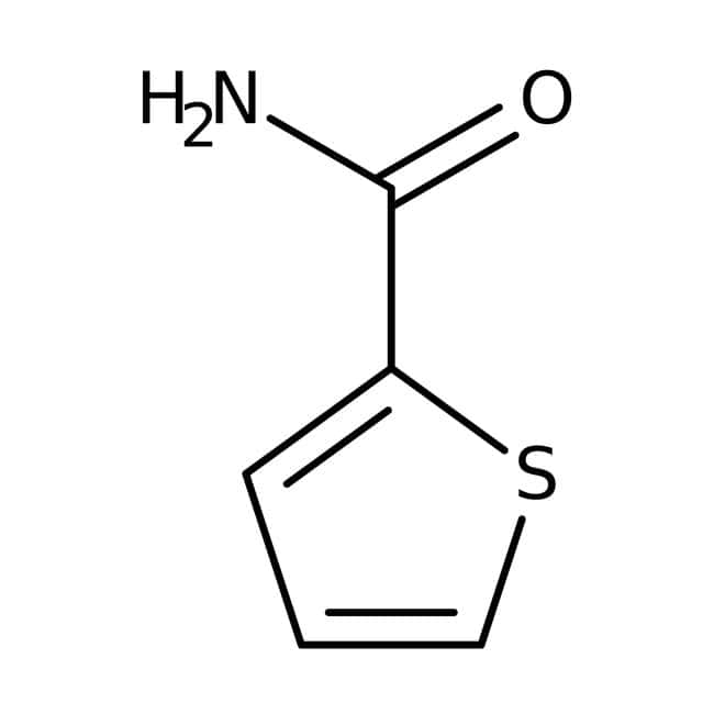 2-Thiophencarboxamid, 99%, ACROS Organics™ 5 g-Glasflasche 2-Thiophencarboxamid, 99%, ACROS Organics™