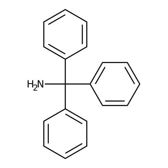 Alfa Aesar™Tritilamina, 98% 100g Alfa Aesar™Tritilamina, 98%