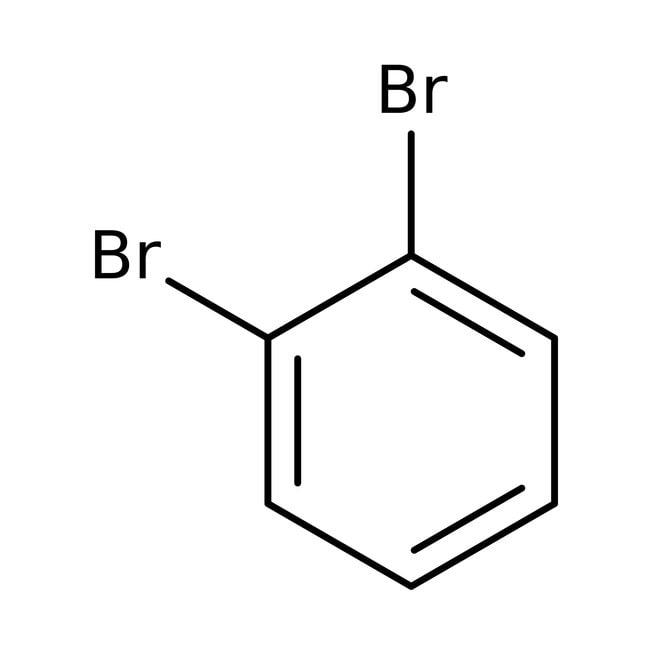 Alfa Aesar™1,2-Dibromobenceno, 98% 25g Alfa Aesar™1,2-Dibromobenceno, 98%