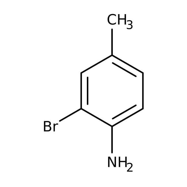 2-Bromo-4-methylaniline 98%, ACROS Organics™