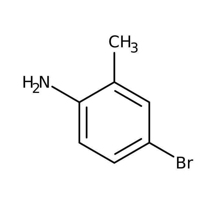 4-Bromo-2-methylaniline, 97%, ACROS Organics™