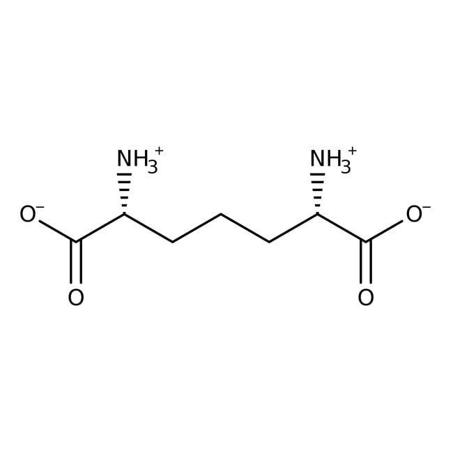2,6-Diaminoheptanedioic acid, 95%, ACROS Organics™