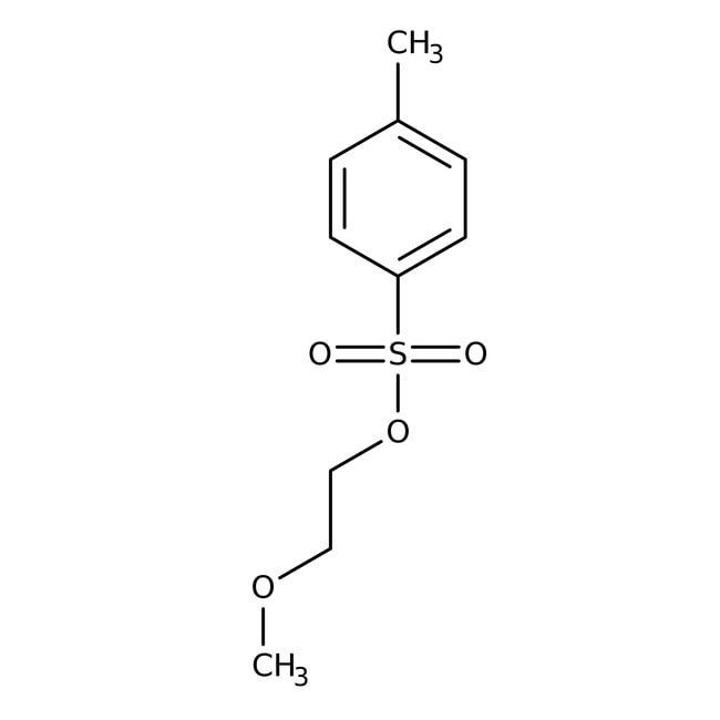 Alfa Aesar™Polyethylene glycol monomethyl ether p-toluenesulfonate, M.W. 5,000 1g Alfa Aesar™Polyethylene glycol monomethyl ether p-toluenesulfonate, M.W. 5,000