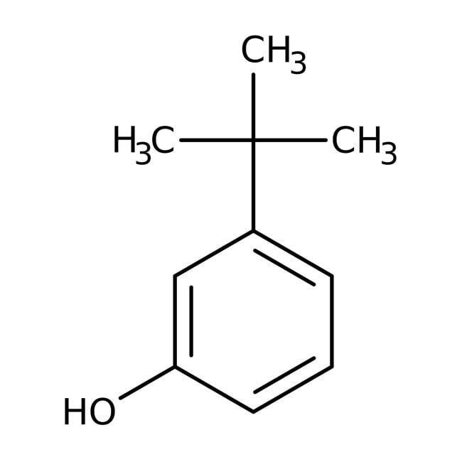 3-tert-Butylphenol, 99+%, ACROS Organics™