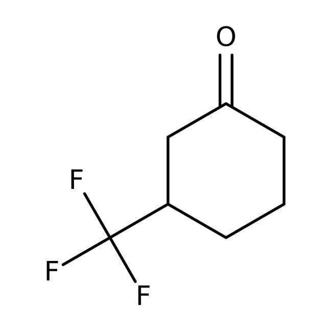 Alfa Aesar™3-(Trifluoromethyl)cyclohexanon, 97% 1g Alfa Aesar™3-(Trifluoromethyl)cyclohexanon, 97%