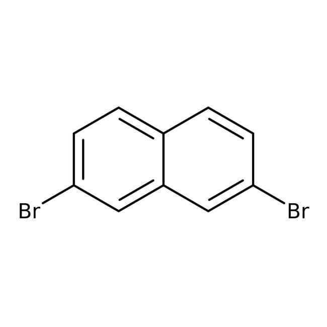 Alfa Aesar™2,7-Dibromonaphthalene, 99%