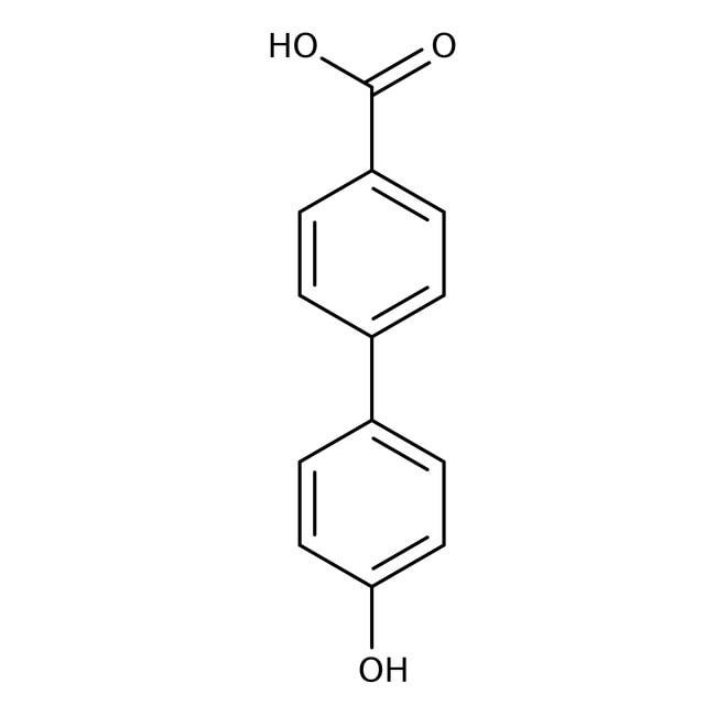 4-(4-Hydroxyphenyl)benzoic Acid 98.0 %, TCI America