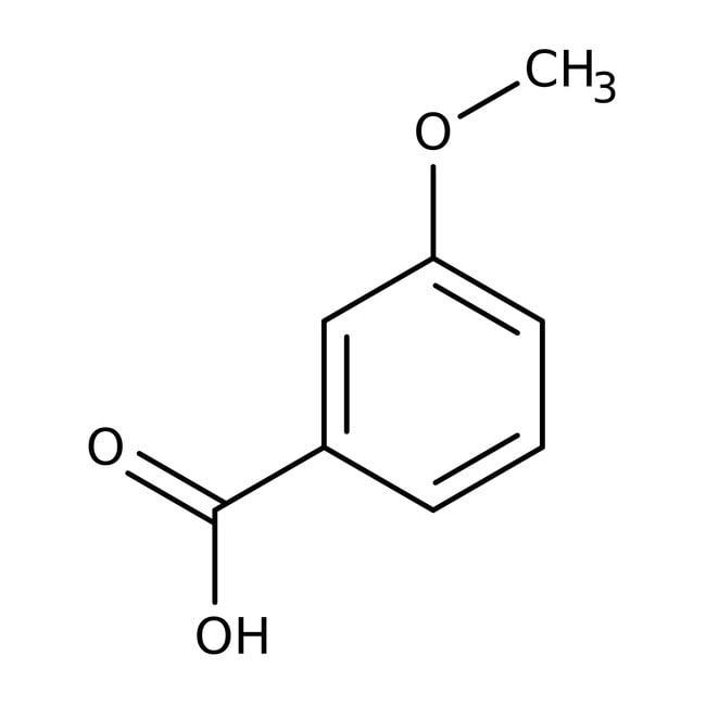 m-Anisic acid, 98%, ACROS Organics™