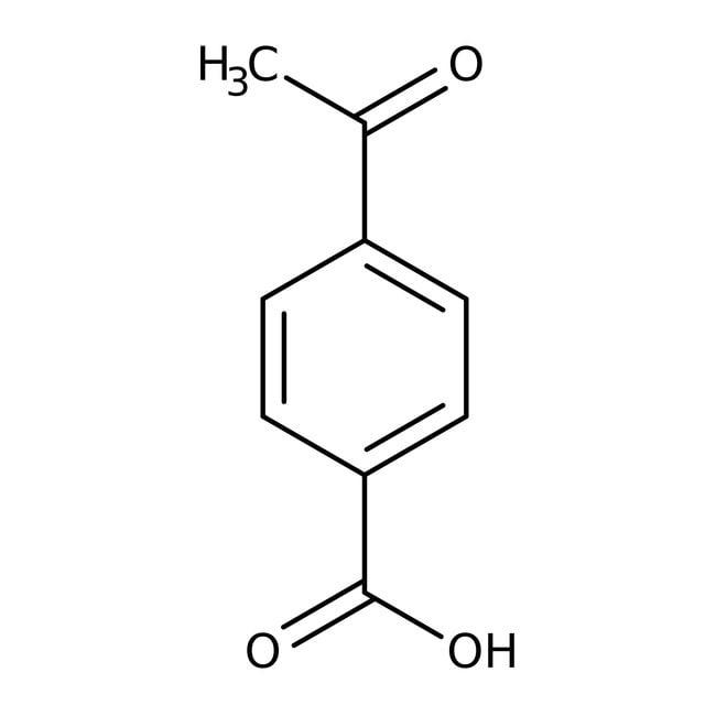 Alfa Aesar  4-Acetylbenzoic acid, 98+%