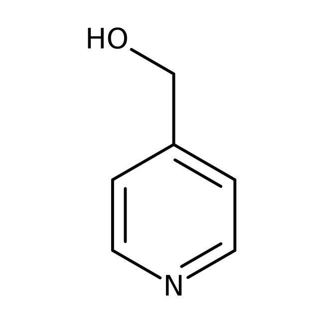 4-(Hydroxymethyl)pyridine, 99%, ACROS Organics™