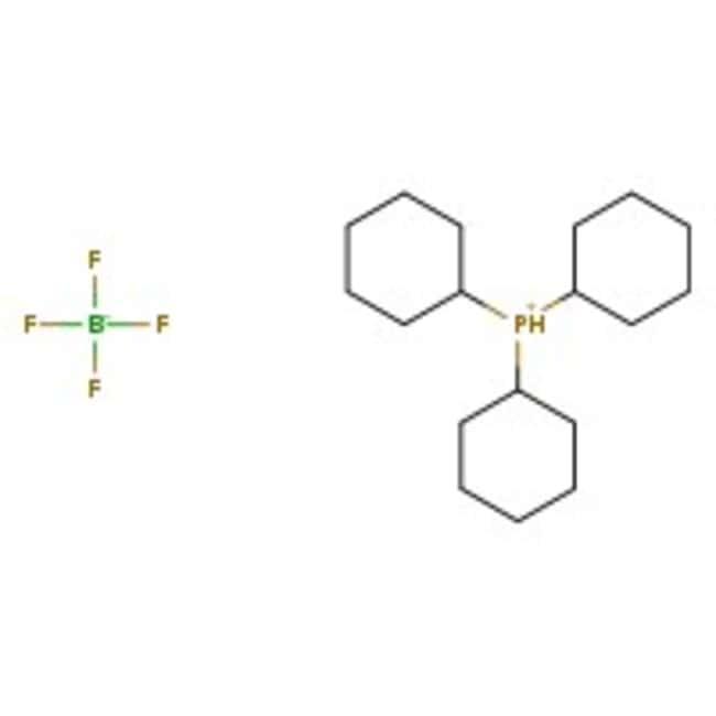 Tricyclohexylphosphonium tetrafluoroborate, 99%, Acros Organics