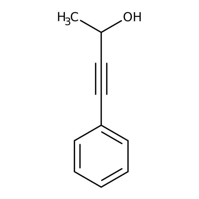 Alfa Aesar™4-Phenyl-3-butyn-2-ol, 97%