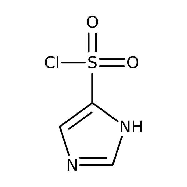 Alfa Aesar™Imidazole-4-sulfonyl chloride, 97%