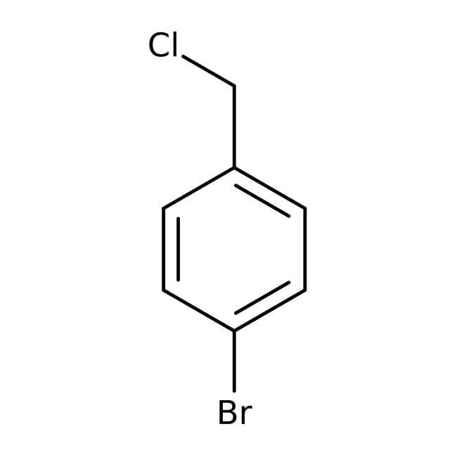 4-Bromobenzyl chloride, 98%, ACROS Organics™