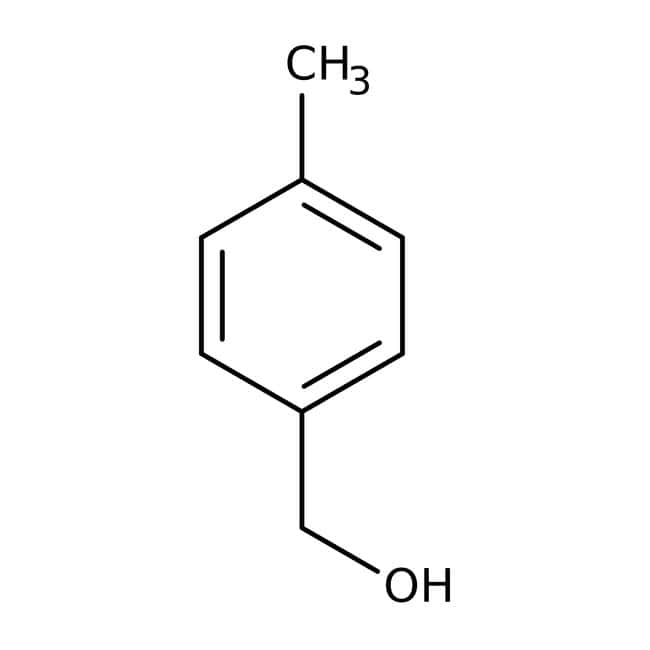 4-Methylbenzyl alcohol, 98%, ACROS Organics