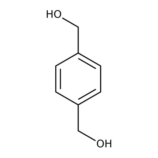 1,4-Benzenedimethanol, 99%, Alfa Aesar™ 100g 1,4-Benzenedimethanol, 99%, Alfa Aesar™