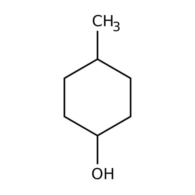 4-Methylcyclohexanol (cis- and trans- mixture) 98.0 %, TCI America