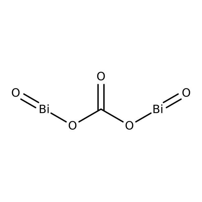 Bismuth Subcarbonate, USP, 97.6-100.7%, Spectrum
