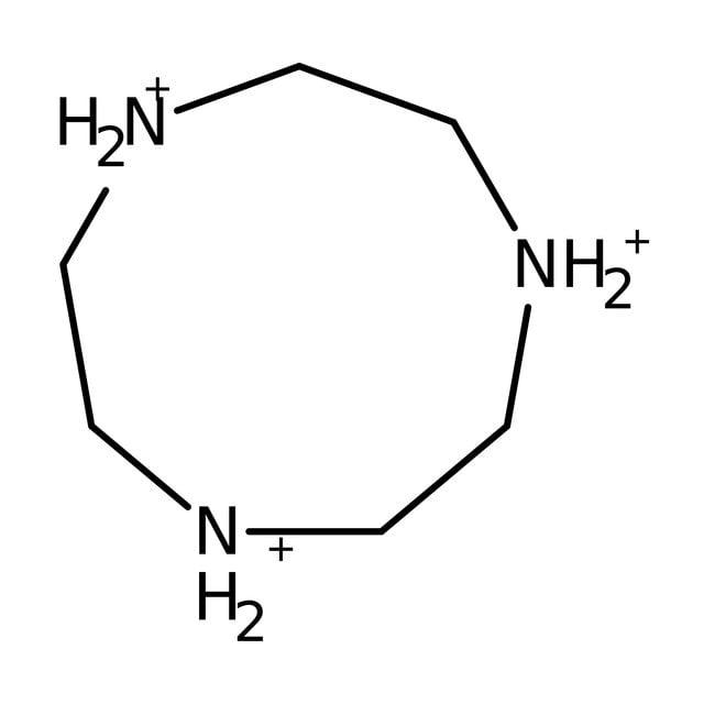 1,4,7-Triazacyclononane trihydrochloride, 97%, ACROS Organics™