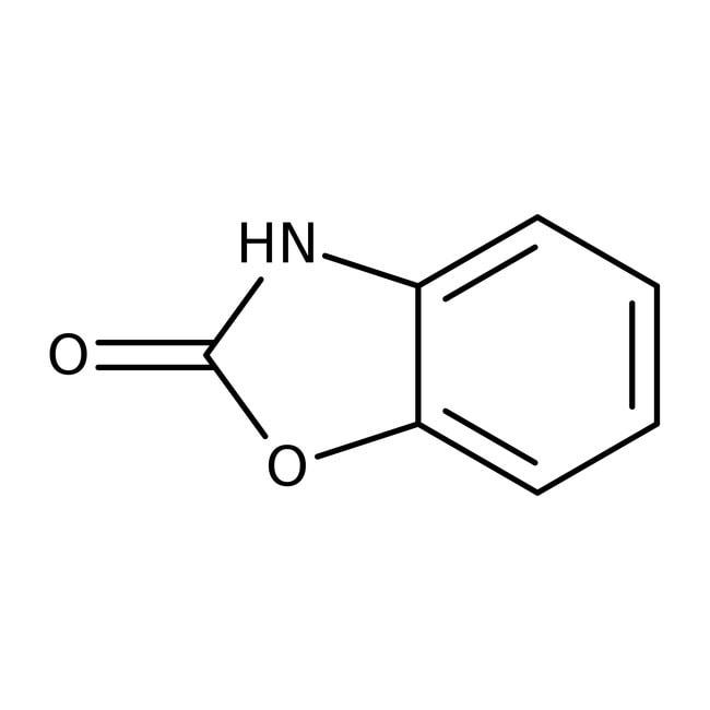 2-Benzoxazolinone, 98%, ACROS Organics™ 100g; Glass bottle 2-Benzoxazolinone, 98%, ACROS Organics™