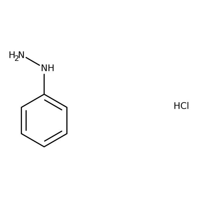 Phenylhydrazinium Chloride, Reag. Ph Eur, For Analysis, EMSURE™, MilliporeSigma™