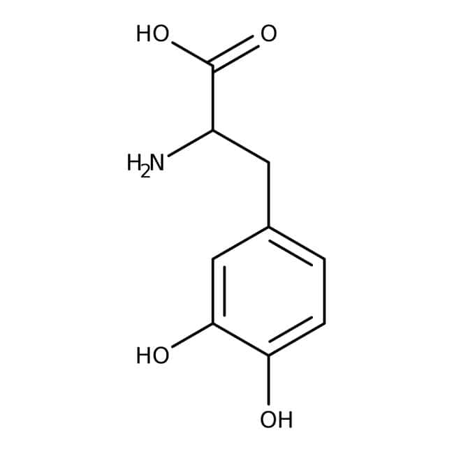 Alfa Aesar™3,4-Dihydroxy-L-phenylalanine, 98+% 5g Alfa Aesar™3,4-Dihydroxy-L-phenylalanine, 98+%