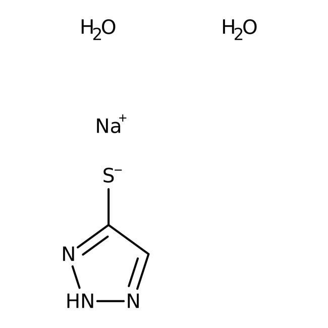5-Mercapto-1H-1,2,3-triazole Sodium Salt 97.0+%, TCI America™