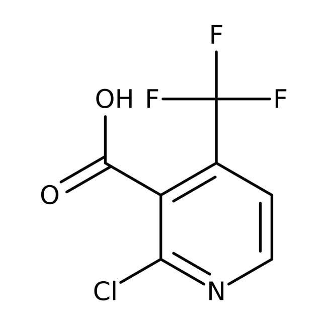 Alfa Aesar™2-Chlor-4-(trifluormethyl)benzolboronsäure, 97% 250mg Alfa Aesar™2-Chlor-4-(trifluormethyl)benzolboronsäure, 97%