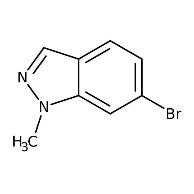 6-Bromo-1-methyl-1H-indazole, 97%, ACROS Organics™