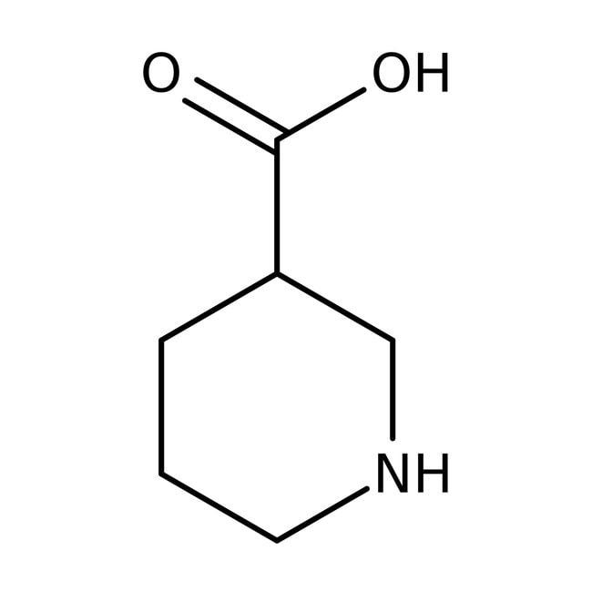 (S)-(+)-Nipecotic acid, 96%, ACROS Organics™