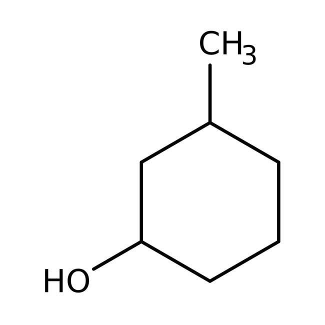3-Methylcyclohexanol (cis- and trans- mixture) 98.0+%, TCI America™