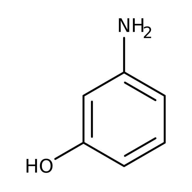 3-Aminophenol, 99%, ACROS Organics