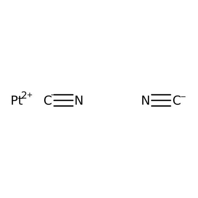Alfa Aesar™Platinum(II) cyanide, 98+% 2.5g Alfa Aesar™Platinum(II) cyanide, 98+%