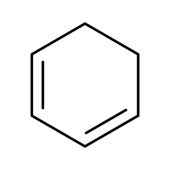 1,3-Cyclohexadien, stabilisiert 96%, ACROS Organics™ 5ml-Glasflasche 1,3-Cyclohexadien, stabilisiert 96%, ACROS Organics™