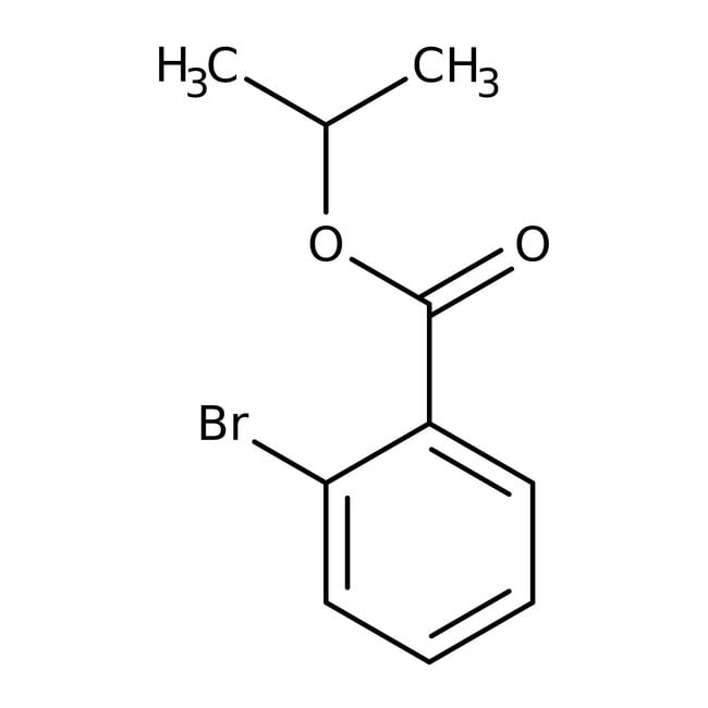isopropyl 2-bromobenzoate, Maybridge™ 10g isopropyl 2-bromobenzoate, Maybridge™
