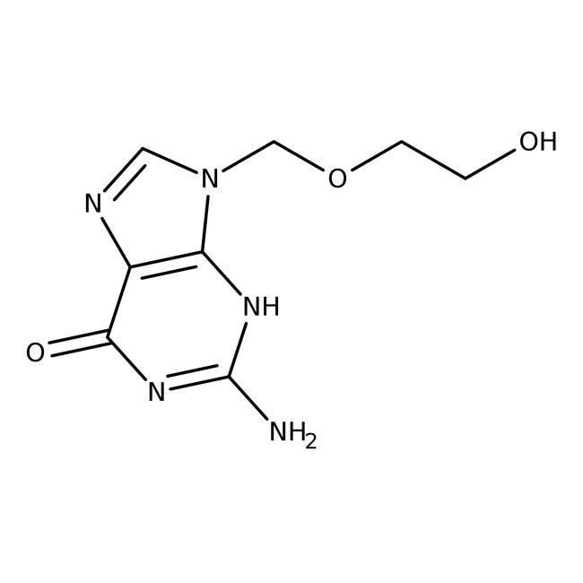 Acycloguanosine, 98%, ACROS Organics™