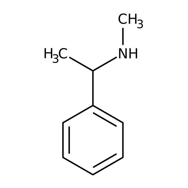 (R)-(+)-N alpha-Dimethylbenzylamine, 99+%, ACROS Organics™