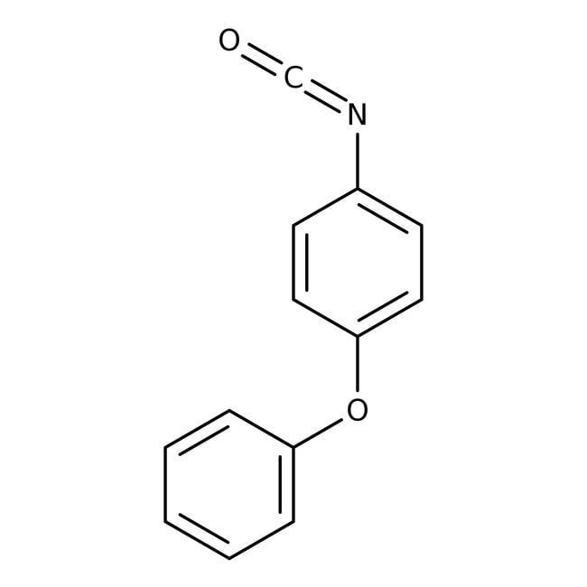 Alfa Aesar™isocyanate de 4-phénoxyphényle, 98 % 1g Alfa Aesar™isocyanate de 4-phénoxyphényle, 98 %