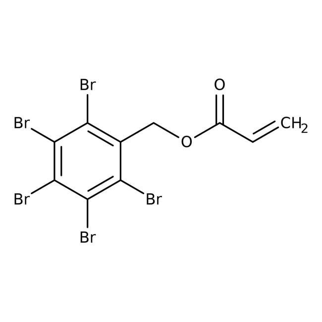 Pentabromobenzyl Acrylate 98.0+%, TCI America™