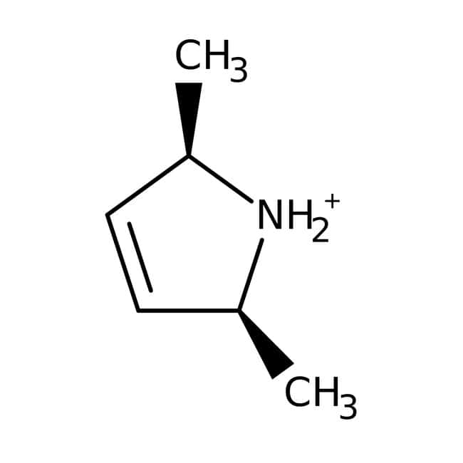 2,5-Dimethyl-3-pyrroline, 75%, mixture of cis and trans, ACROS Organics™