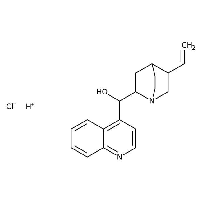 Cinchonine Hydrochloride Hydrate 80.0 %, TCI America
