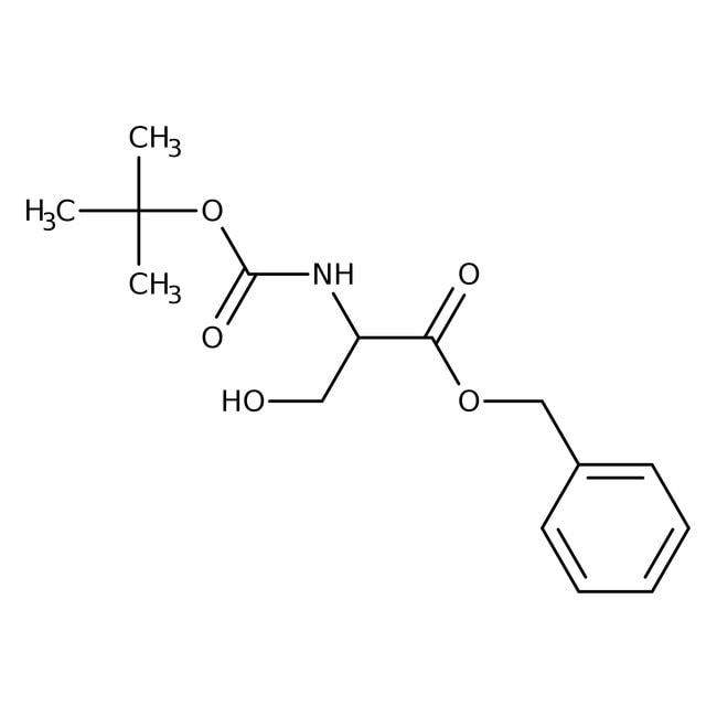 BOC-L-Serine benzyl ester, 98%, ACROS Organics