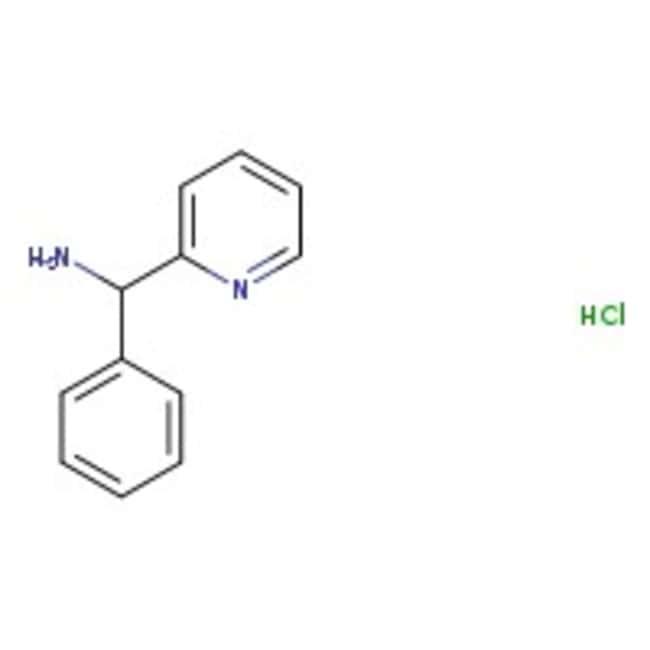 1-Phenyl-1-pyridin-2-ylmethanamine dihydrochloride, 95%, Maybridge™ Amber Glass Bottle; 1g 1-Phenyl-1-pyridin-2-ylmethanamine dihydrochloride, 95%, Maybridge™