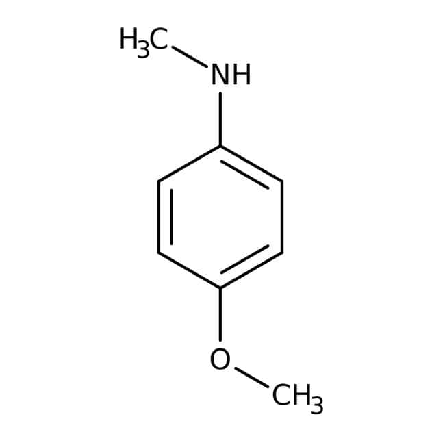 N-Methyl-p-anisidine 96.0+%, TCI America™
