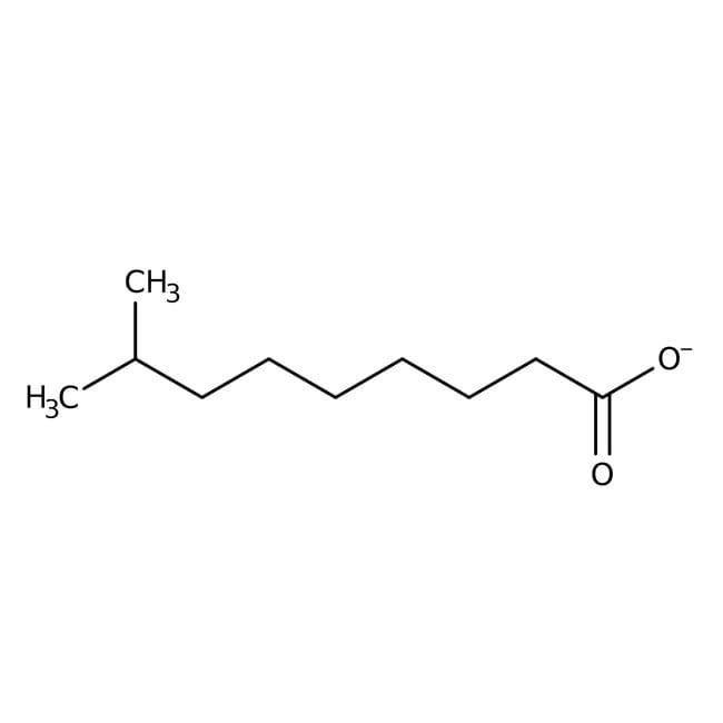 8-Methylnonanoic acid, 97%, ACROS Organics
