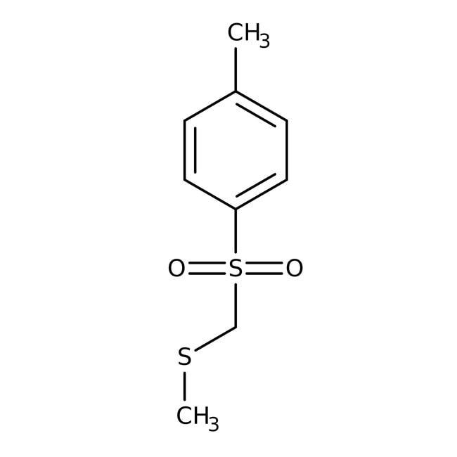 Methylthiomethyl p-Tolyl Sulfone 98.0+%, TCI America™